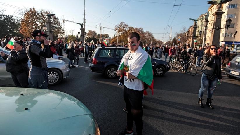 Kryzys w Bułgarii? Liczne protesty paraliżują kraj