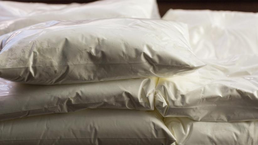 Celnicy przechwycili ponad 600 kg heroiny. To rekord