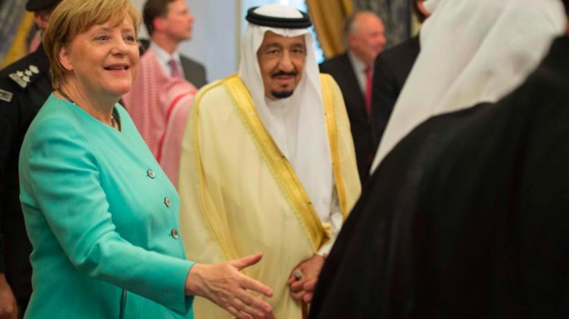 Niemcy będą szkolić żołnierzy Arabii Saudyjskiej. Merkel podpisała porozumienie