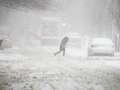 Nowy Jork śnieżyce
