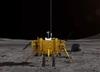 Chińska sonda wylądowała na niewidocznej z Ziemi półkuli Księżyca