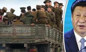Chiny: zatrzymano 10 uciekinierów z Korei Płn. Grozi im odesłanie do kraju