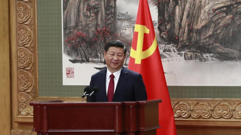 Kto będzie rządził Chinami przez kolejne pięć lat? Wybrano nowe kierownictwo partii