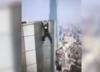 Słynny performer spadł z 62. piętra. Przerażające nagranie [WIDEO]