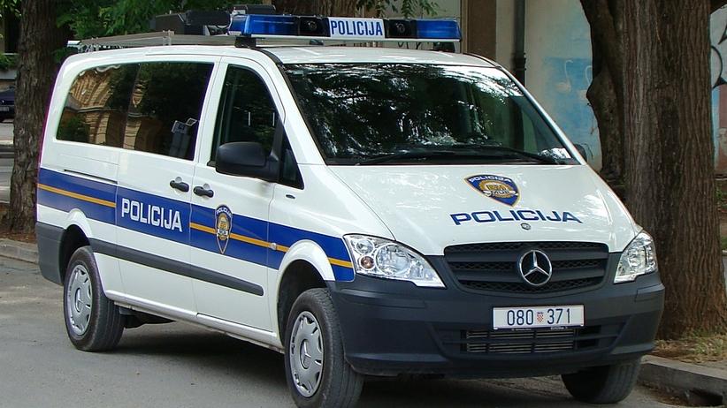 Chorwacka policja otworzyła ogień. Raniono dwoje dzieci migrantów