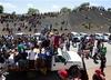 Brazylijska ciężarówka z pomocą humanitarną wjechała do Wenezueli