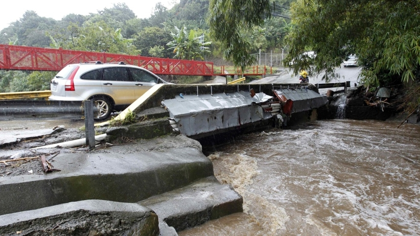 Co najmniej 22 ofiary śmiertelne burzy tropikalnej Nate w Ameryce Środkowej