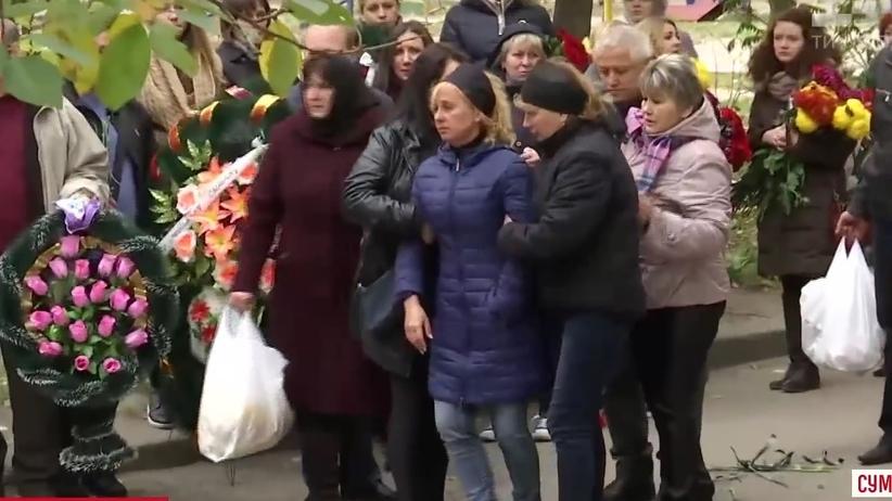 Córka milionera zabiła 6 osób. Rodziny pożegnały bliskich na pogrzebie [ZDJĘCIA]