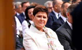 Mocne słowa czeskiego polityka o zachowaniu Szydło wobec Macrona