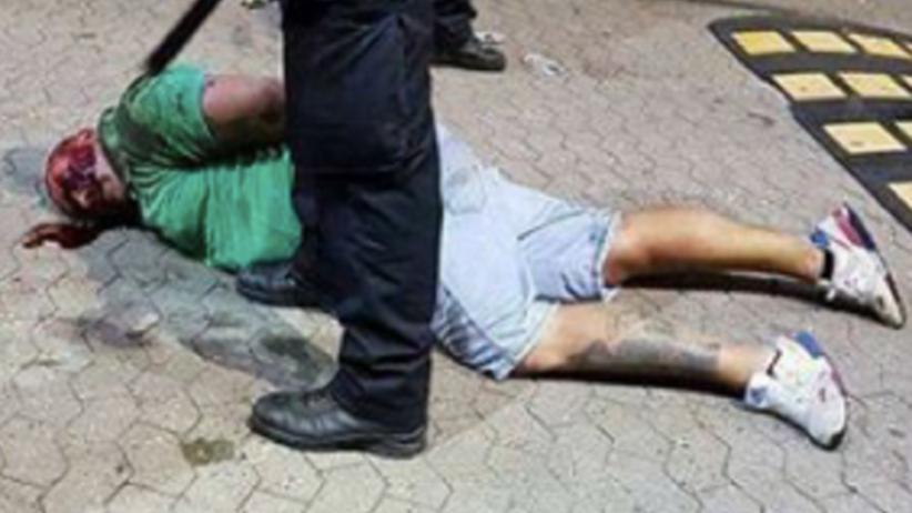 Dania: Szokująca tożsamość Polaka pobitego przed meczem