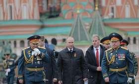 Defilada Zwycięstwa w Moskwie. Putin: odeprzemy każdy atak [GALERIA]