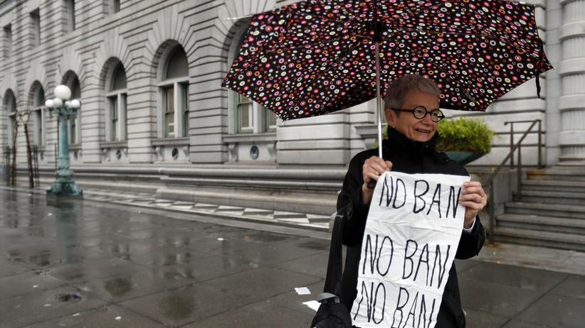 USA: Sąd zdecydował – dekret o ograniczeniu imigracji wbrew Konstytucji