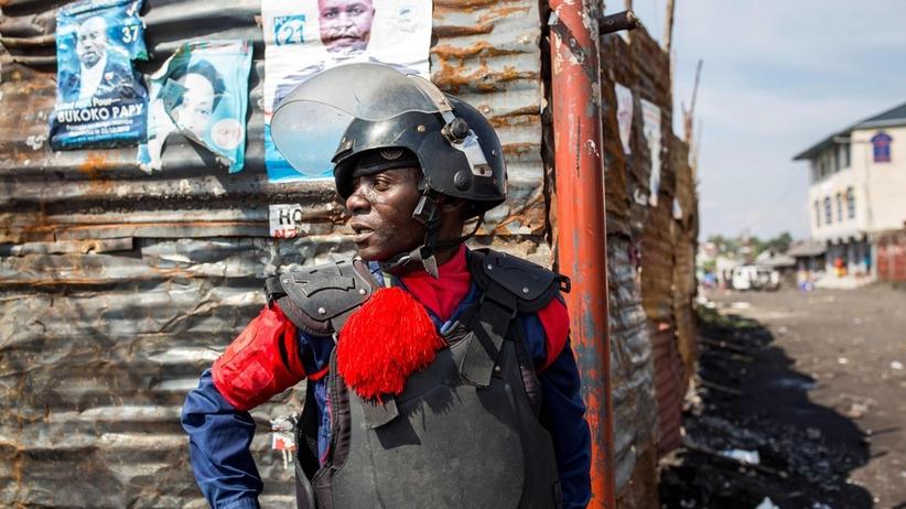 Demokratyczna Republika Konga. Wybory prezydenckie w cieniu chaosu