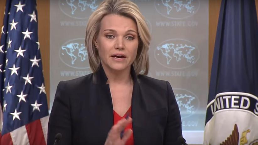 Departament Stanu USA znowu mówi o Polsce [WIDEO]