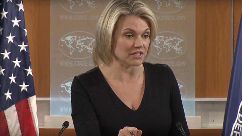 Departament Stanu USA wydał opinię dotyczącą kary dla TVN. Było też o sądownictwie [WIDEO]