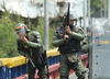 156 funkcjonariuszy wenezuelskiej policji politycznej zdezerterowało i uciekło do Kolumbii