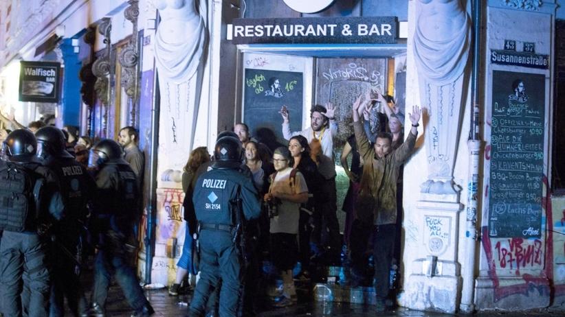 Niemiecka prasa komentuje zamieszki w Hamburgu. Winny lewicowy ekstremizm?