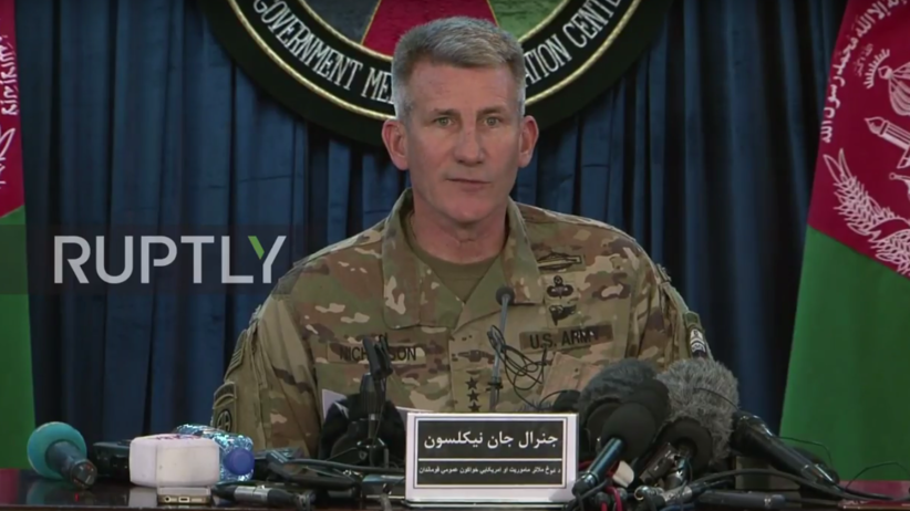 Amerykanie tłumaczą, dlaczego zrzucili superbombę w Afganistanie