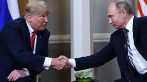 Putin gotowy spotkać się z Trumpem. Data - 11 listopada