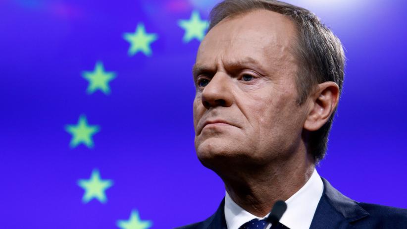 """Donald Tusk na liście 100 najważniejszych intelektualistów 2018 roku. """"Bronił europejskich wartości"""""""