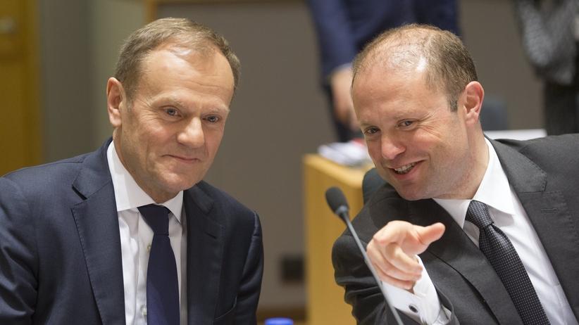 Donald Tusk: Pozostanę politycznie neutralny. Padło pytanie o Saryusz-Wolskiego