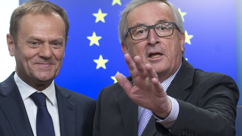 Tusk: 29 kwietnia szczyt 27 państw UE w sprawie negocjacji z W. Brytanią
