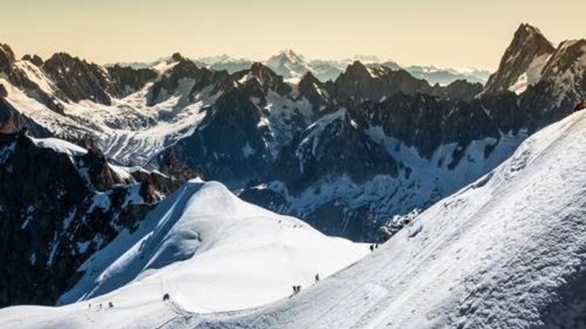 Tragedia na Mont Blanc. Nie żyje Polka
