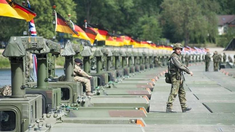 Dramatyczna sytuacja Bundeswehry. Maleje zainteresowanie służbą w wojsku