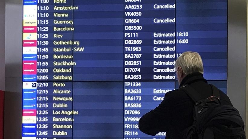 Lotnisko Gatwick znów otwarte