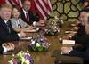 Drugi dzień szczytu. Trump o negocjacjach nuklearnych: tempo nie jest najważniejsze [WIDEO]