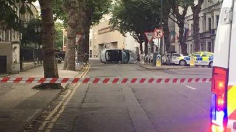 Dublin: rozpędzony samochód wjechał w grupę pieszych