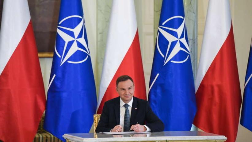 Duda bezlitosny dla Rosji. W Finlandii zachęca do konsekwentnego stosowania sankcji