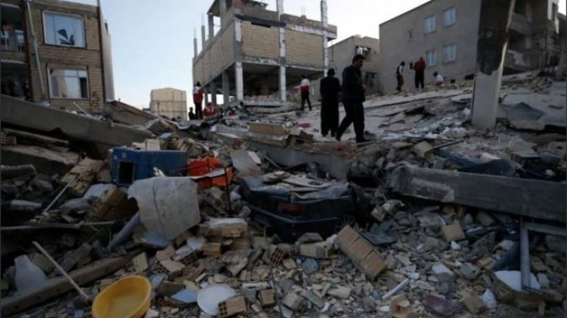 Ogromne trzęsienie ziemi. Dwie osoby nie żyją, blisko 800 rannych