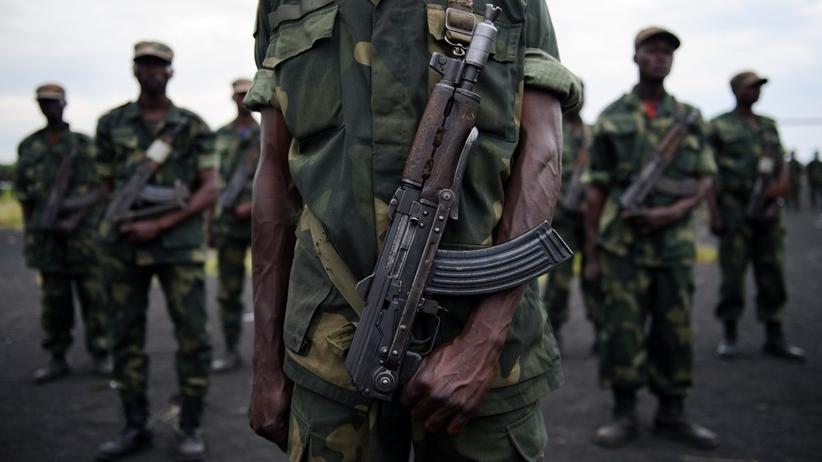 Kongijska armia starła się z dżihadystami. Kilkanaście osób nie żyje