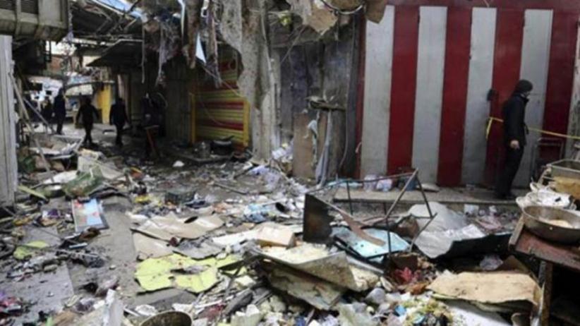 Zamach w Iraku