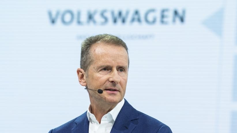"""""""EBIT macht frei"""" – SKANDALICZNE słowa prezesa Volkswagena"""