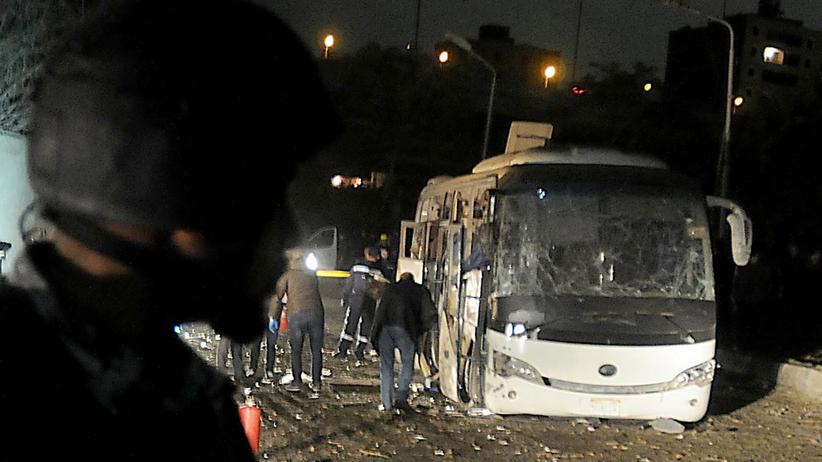 Akcja służb po zamachu w Gizie. Nie żyje 40 terrorystów!