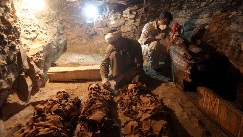 Wielkie odkrycie egipskich archeologów. Ma co najmniej 3,5 tys. lat! [FOTO]