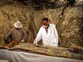 Historyczna chwila! Archeolodzy odkryli mumię sprzed 3,5 tys. lat [GALERIA]