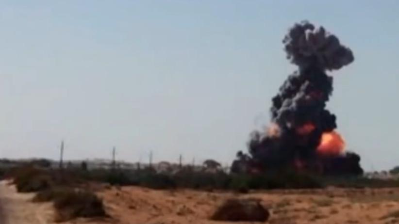 Zamach bombowy w Egipcie. Zginęło sześciu żołnierzy