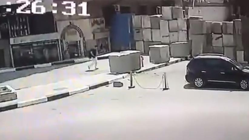 Wybuch pod ambasadą USA. Zamachowiec w rękach policji