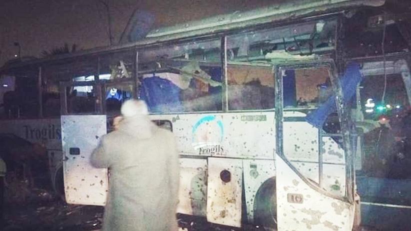 Zamach na turystów w Egipcie. Są ofiary śmiertelne