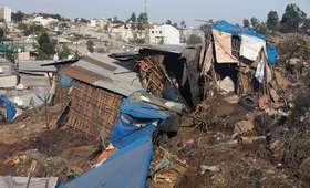 Tragiczne osuwisko na wysypisku śmieci w Etiopii. 48 osób nie żyje