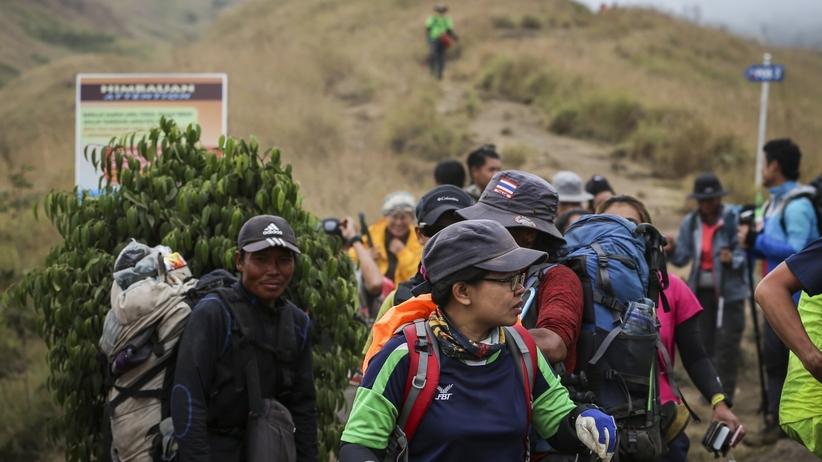 Ewakuacja w Indonezji