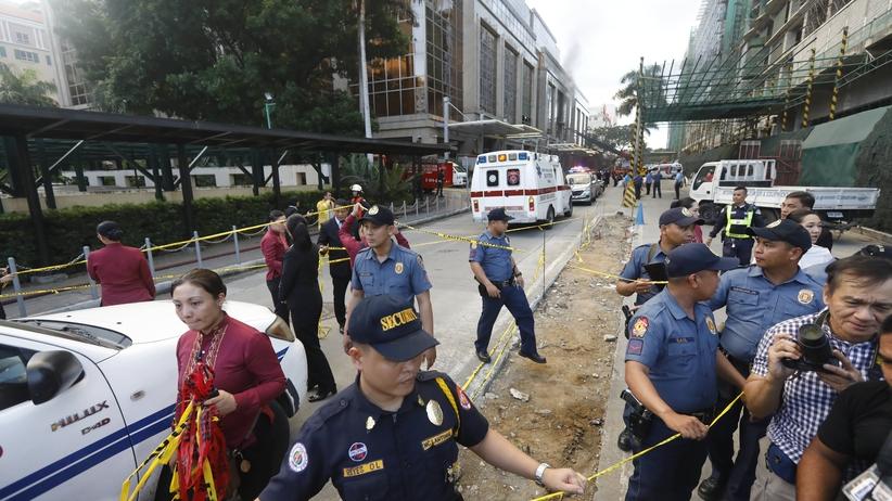 Atak na Filipinach. Wzosła liczba ofiar śmiertelnych