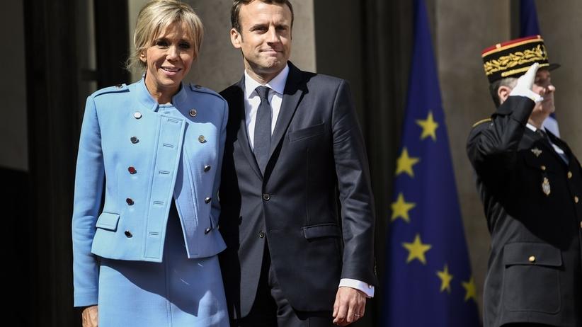 Córka Brigitte Macron: ataki na moją matkę to czysty seksizm