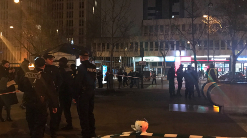 Francja. Eksplozja w metrze w Paryżu. Policja wyklucza zamach