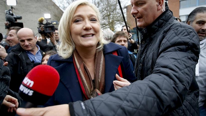 Francja: Marine Le Pen odmawia stawienia się na przesłuchanie
