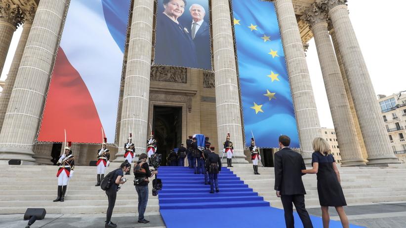 Francja: Simone Veil spoczęła w Panteonie