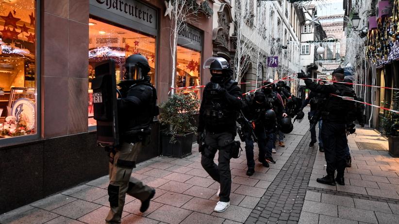 Strasburg: poranna akcja policji. Znamy wizerunek sprawcy wtorkowej strzelaniny